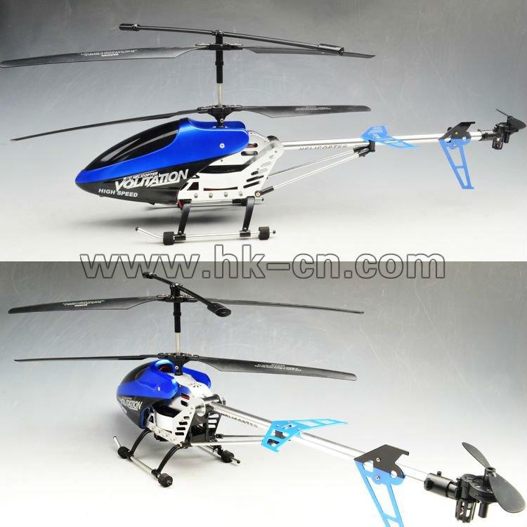3.5 canal de gran tamaño helicóptero del rc