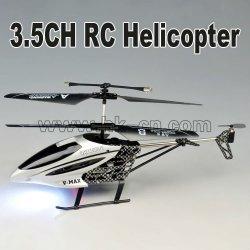 3 channel rc helicopter avec lampe de poche