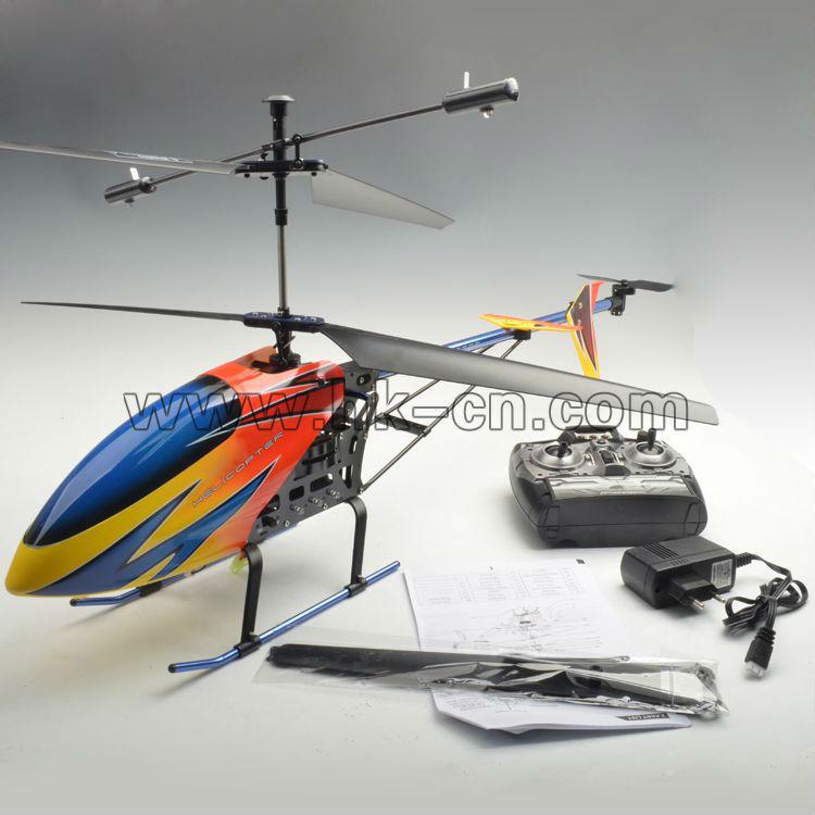 De metal helicóptero del rc/syma helicóptero de control remoto/helicóptero a gran escala