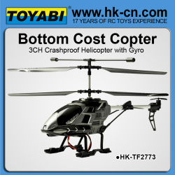 Anti- estampación de gran tamaño 3.5 canal rc helicóptero de china
