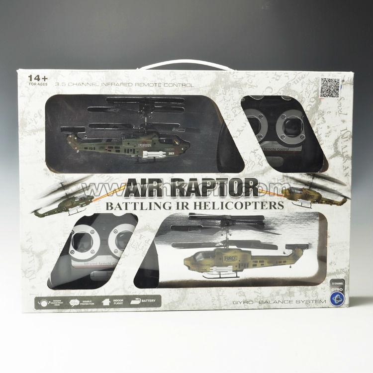 3ch airsoft rc hélicoptère bataille ah-1 arabeshélicoptères pour le combat rc hélicoptères pour la vente