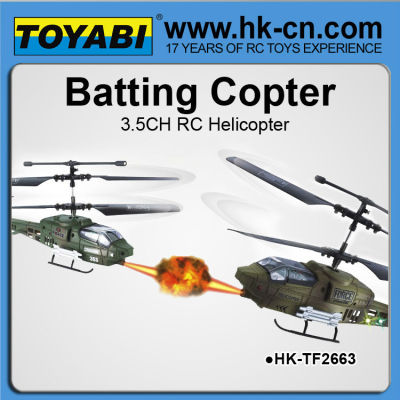 3ch airsoft rc helicóptero ah-1 batalla para los helicópteros de combate rc helicópteros de venta al por mayor