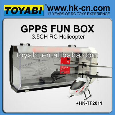 Modelo 3.5ch rey del helicóptero del rc helicópteros para la venta