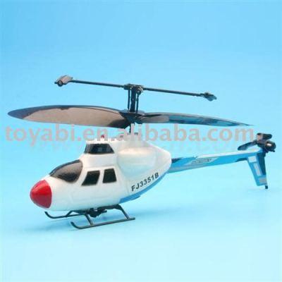 Mini 2- canal de espuma versión rc helicóptero