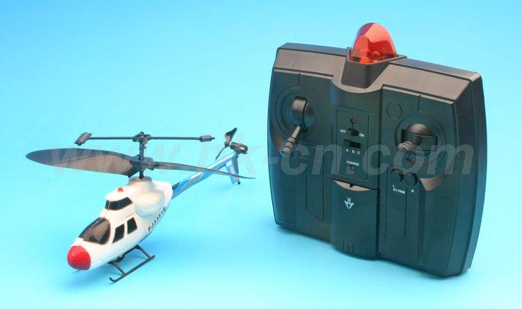 Mini 2- canal. mousse versionajustement hélicoptère rc