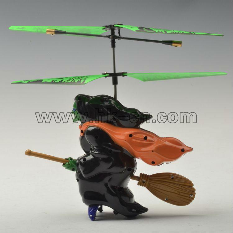 La bruja 3ch helicóptero con el girocompás/bruja rc helo/mejor rc heli
