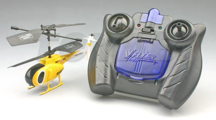 3- canal mini helicóptero del rc
