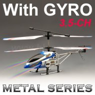 Rc 3.5- kanal metall-serie hubschrauber mit gyro