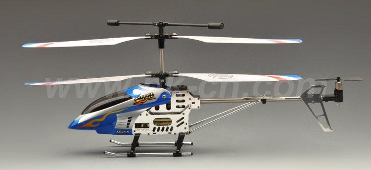 Rc. 3.5- canal série metal hélicoptère avec gyro