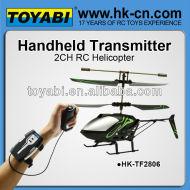 2ch helicóptero del rc helicópteros para la venta del eje de balancín de control helicóptero