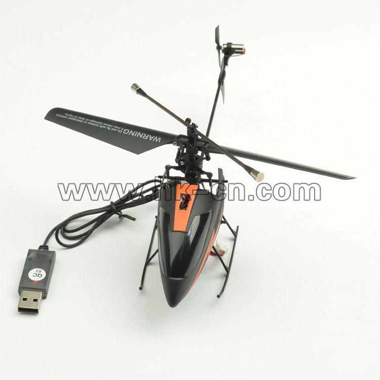 De un solo rotor r/c helicóptero wl v911 helicóptero del rc