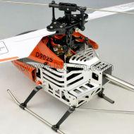 de taille moyenne 4ch seule lame hélicoptère rc