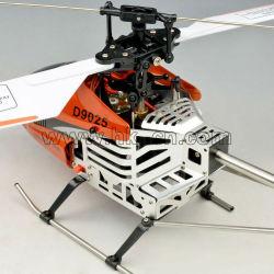 de tamaño medio 4ch sola hoja del helicóptero del rc