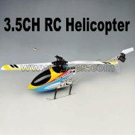 2.4g seule lame hélicoptère rc avec construit- en gyro