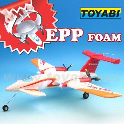 Mousse epp matériau modèle rc jouets super histoire p-180 avanti avion rc