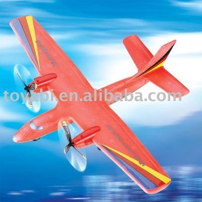 2ch ppe avión super historia f-50 forkker plano del rc