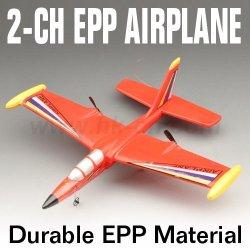 Commande radio 2-ch epp rc avion jouet avion rc jouets pour les enfants