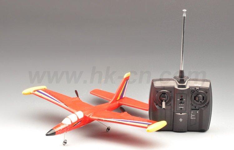 De radio control 2-ch ppe rc avión de juguete avión rc juguetes para los niños