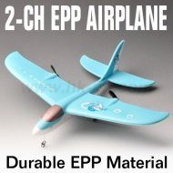 2-ch epp rc flugzeug epp flugzeug mit langlebigen material