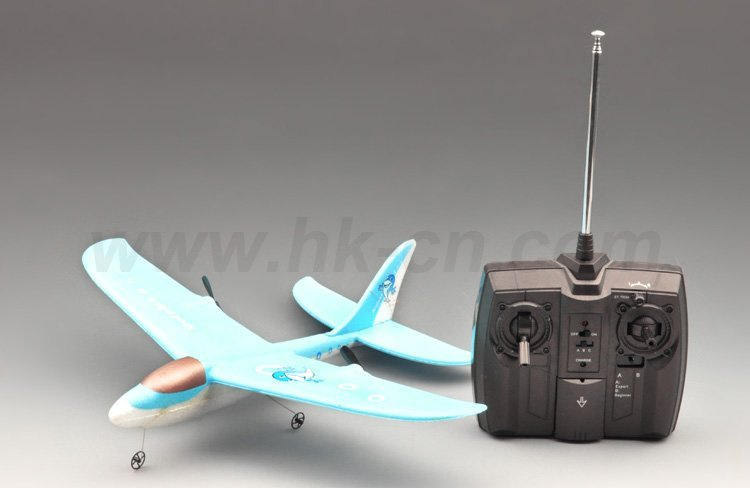 2-ch ppe rc avión de aeronaves con durable material ppe rc avión/rc avión/modelo de avión