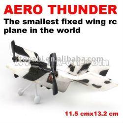 Ppe rc avión planeador, super mini rc avión de juguete en el mundo