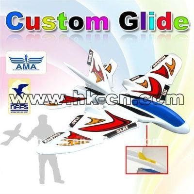 Oep planeador avión, glide personalizado