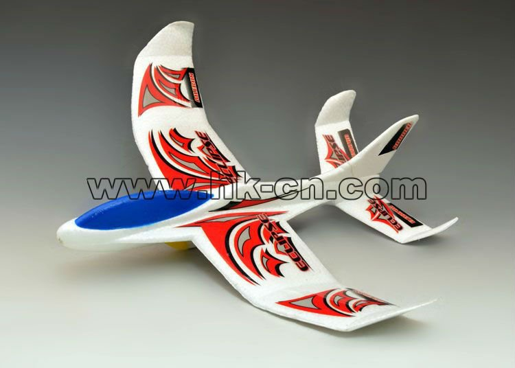 Oep planeador avión, lanzador de la palanca