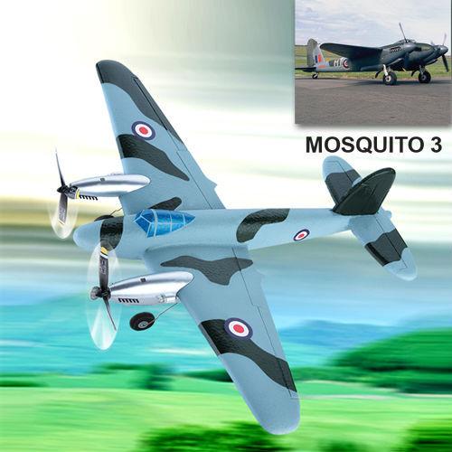 Rc de juguete super historia 3 mosquitos de espuma epp avión rc avión/aviones modelo/avión rc