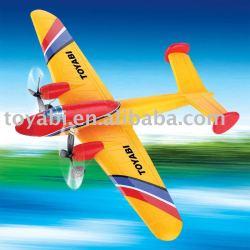 Epp 2ch juguetes modelo de avión super leo-451 historia de avión