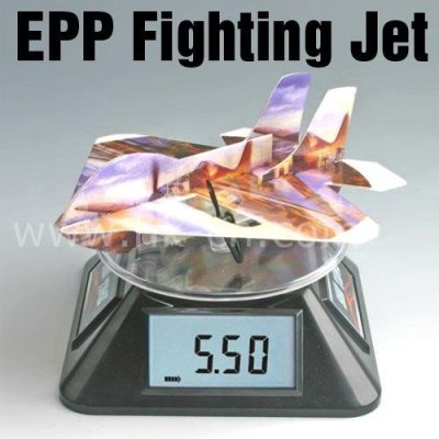 eps 2ch avión rc con la lucha contra el estilo de chorro
