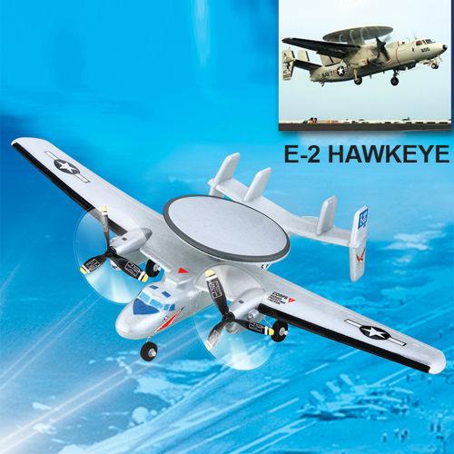 Modelo de avión, rc de juguete super historia e-2 hawkeye avión rc avión/aviones modelo/avión rc