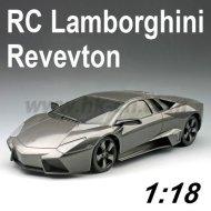 1:18 con licencia escala rc lamborghini revevton coche de juguete