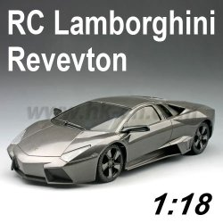 Maßstab 1:18 rc lamborghini revevton lizenziert spielzeugauto