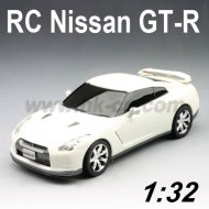 Rc auto, lizenziert rc maßstab 1:32 nissan gt-r spielzeug auto