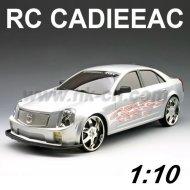 Escala 1:10 con licencia cadieeac rc coche de juguete