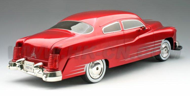 1:10 scale rc lizenzierten 1950 quecksilber auto spielzeug
