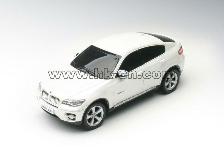 1:16 escala rc con licencia en- coche de carretera( de neumáticos pequeños, con la batería)