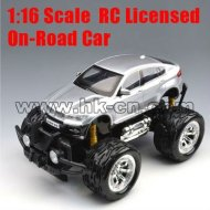 1:16 échelle rc licence sur- la voiture de route( big tyr, sans pile)
