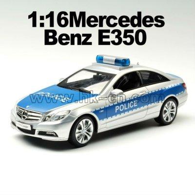 1:16 mercedes benz e- clase squad coupe del coche de juguete