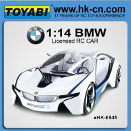 Escala 1:14 con licencia del rc coche de concepto