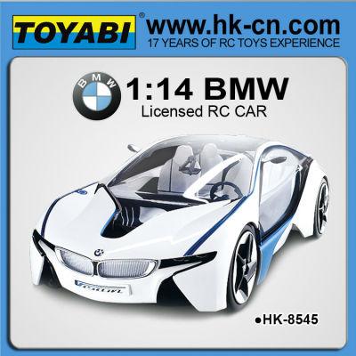 1:14 échelle rc licence voiture concept