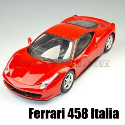 1:14 escala rc con licencia en- coche de carretera( ferrari 458 deitalia)