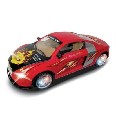 Mini rc coche de carreras con 1:12