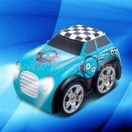 Mini-q del coche, un lado 4 x 4 ruedas de conducción