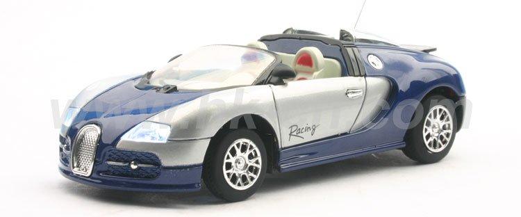 mini coche del rc con la luz