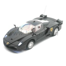Mini rc coche de juguete, mini control remoto de coches de juguete con luz