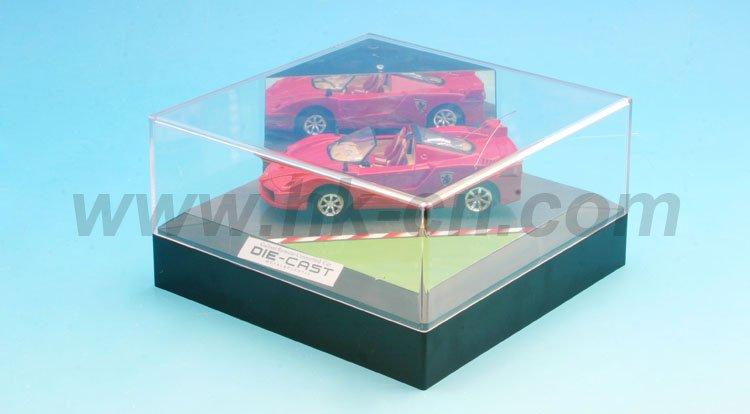 De aleación baratos de coches mini coche del rc con la luz, carreras de coches de juguete