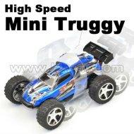 Mini high speed truggy kreuz- land griffin für rc car