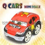 Mini q auto, eine seite 4 x 4 rad fahren