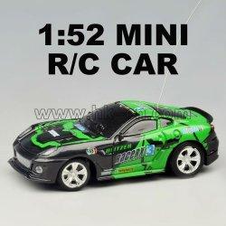 1:52 modelo a escala del coche con el embalaje de aves